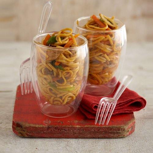 Cantonese Stir-fried Noodles