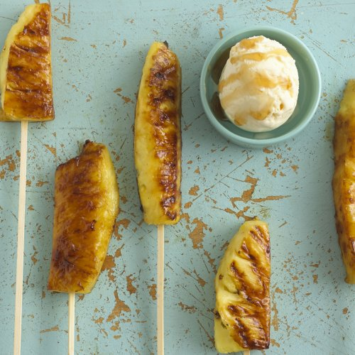 Pineapple skewer