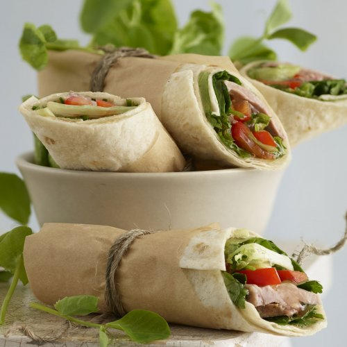 Plum Duck Wrap